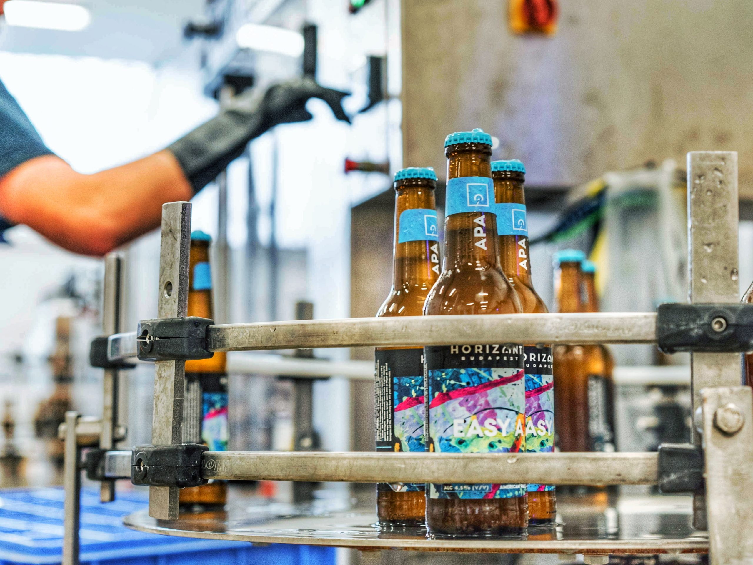 Inside Horizont: How is Craft Beer Made in Budapest?
