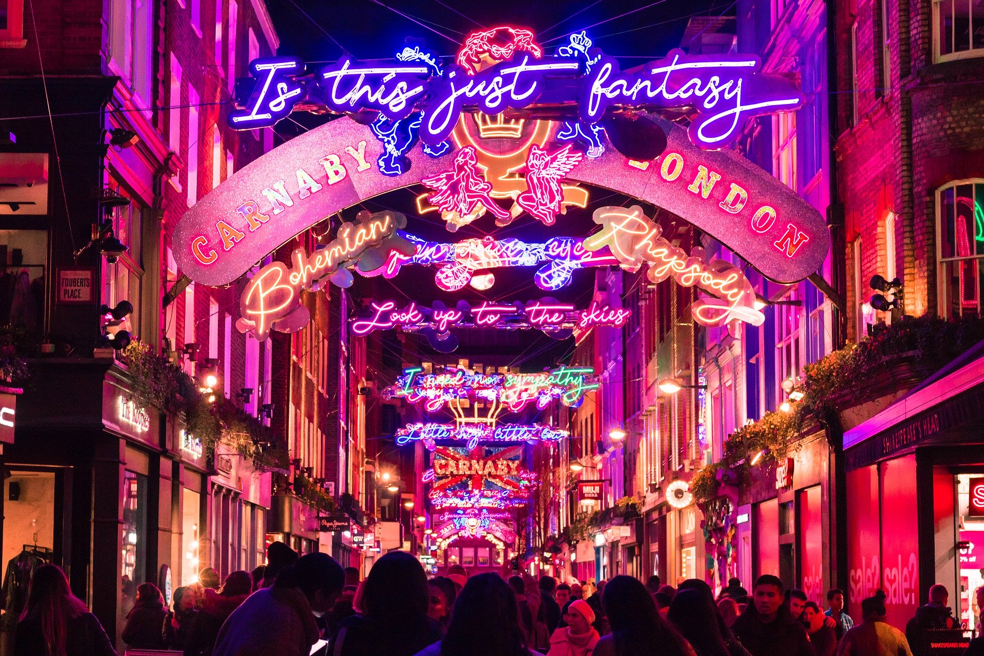 The Ultimate Guide to Christmas in London 2019